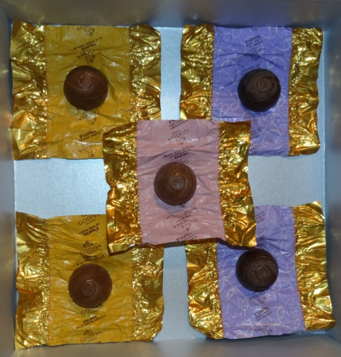 Assorted Dessert Wrappers 2